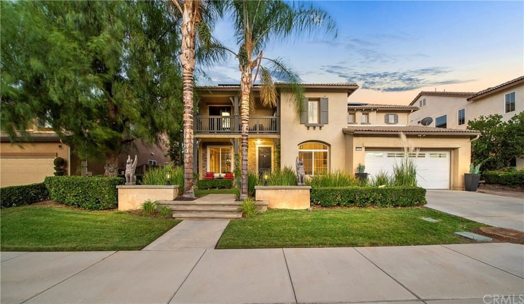 8581 Camino Limon Road, Corona, CA 92883 - MLS#: SW21225474