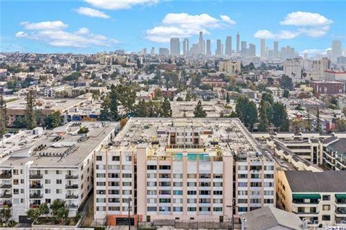 Photo of 421 S La Fayette Park Place #523, Los Angeles, CA 90057 (MLS # 320004475)