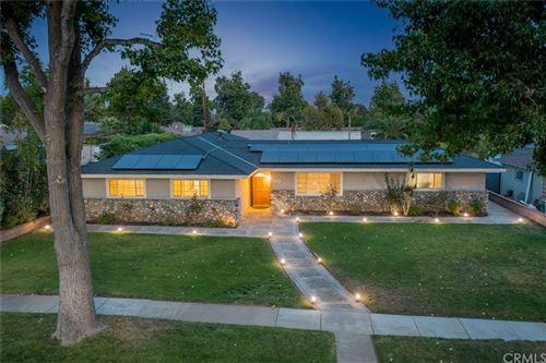 Photo of 1334 N 1st Avenue, Upland, CA 91786 (MLS # CV21219475)