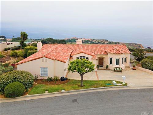 Photo of 30900 Via La Cresta, Rancho Palos Verdes, CA 90275 (MLS # PV21131475)