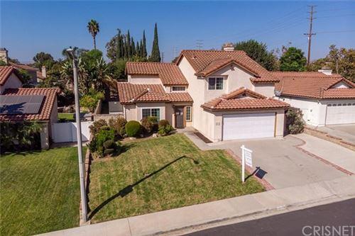 Photo of 13179 Knotty Pine Street, Moorpark, CA 93021 (MLS # SR20197475)