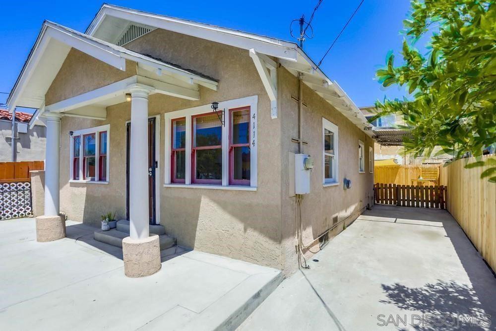 4114 Polk Avenue, San Diego, CA 92105 - MLS#: 210021475