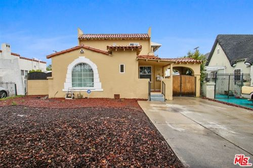 Photo of 3639 W 59TH Place, Los Angeles, CA 90043 (MLS # 20571476)