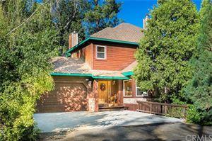 Photo of 27536 High Knoll Road, Lake Arrowhead, CA 92352 (MLS # EV19227476)