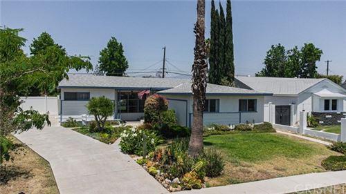 Photo of 16745 Kinzie Street, Northridge, CA 91343 (MLS # SR21125476)
