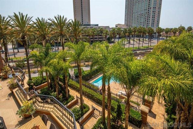 500 W Harbor Drive #418, San Diego, CA 92101 - MLS#: 200036476
