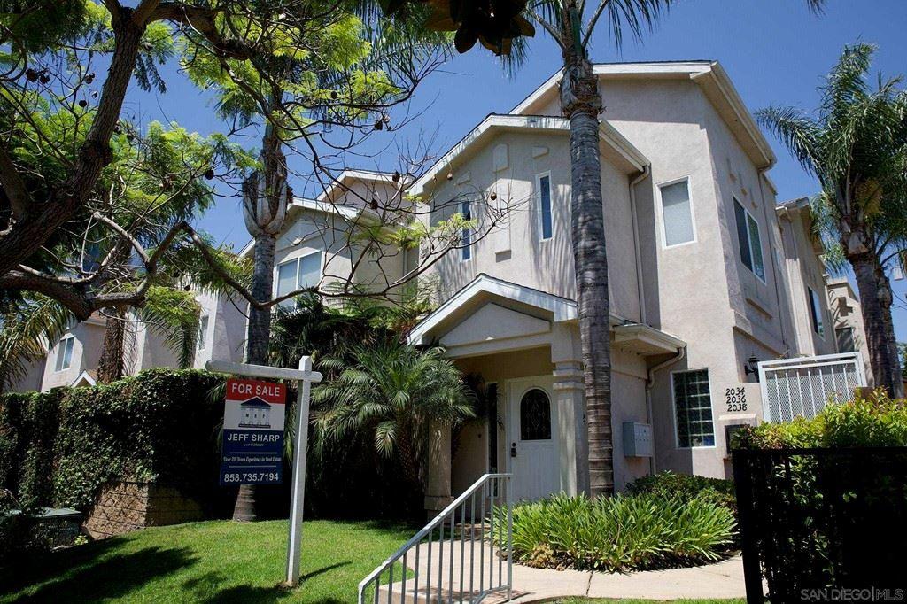 2034 Garnet #2, San Diego, CA 92109 - MLS#: 210020476