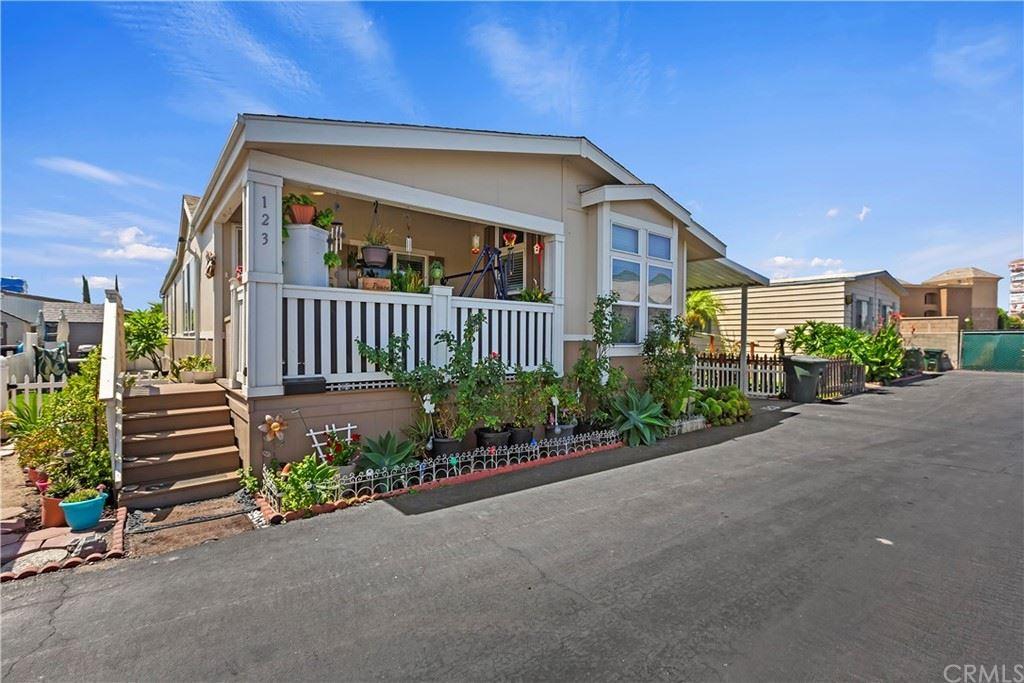 15050 Monte Vista Avenue #123, Chino Hills, CA 91709 - #: CV21176476