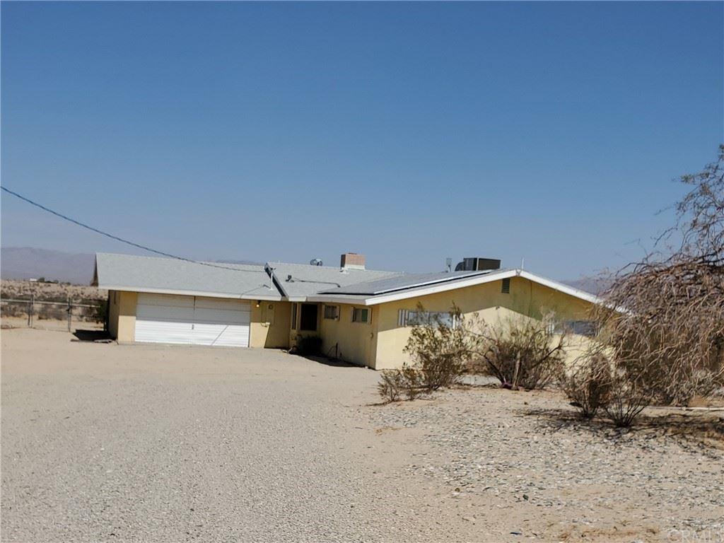 80282 Mesa Drive, Twentynine Palms, CA 92277 - MLS#: JT21219476