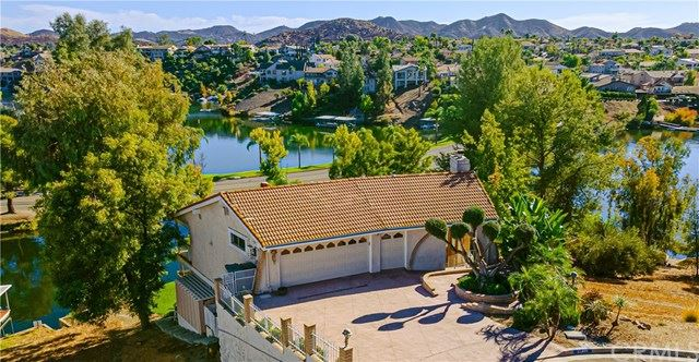 22396 Lighthouse Drive, Canyon Lake, CA 92587 - MLS#: SW20234476