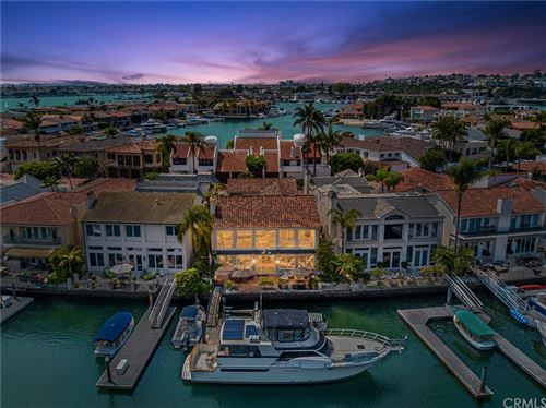 Photo of 7 Linda Isle, Newport Beach, CA 92660 (MLS # NP21185477)