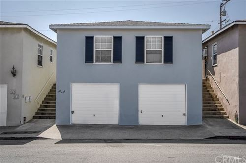 Photo of 446 Longfellow Avenue, Hermosa Beach, CA 90254 (MLS # SB20098477)