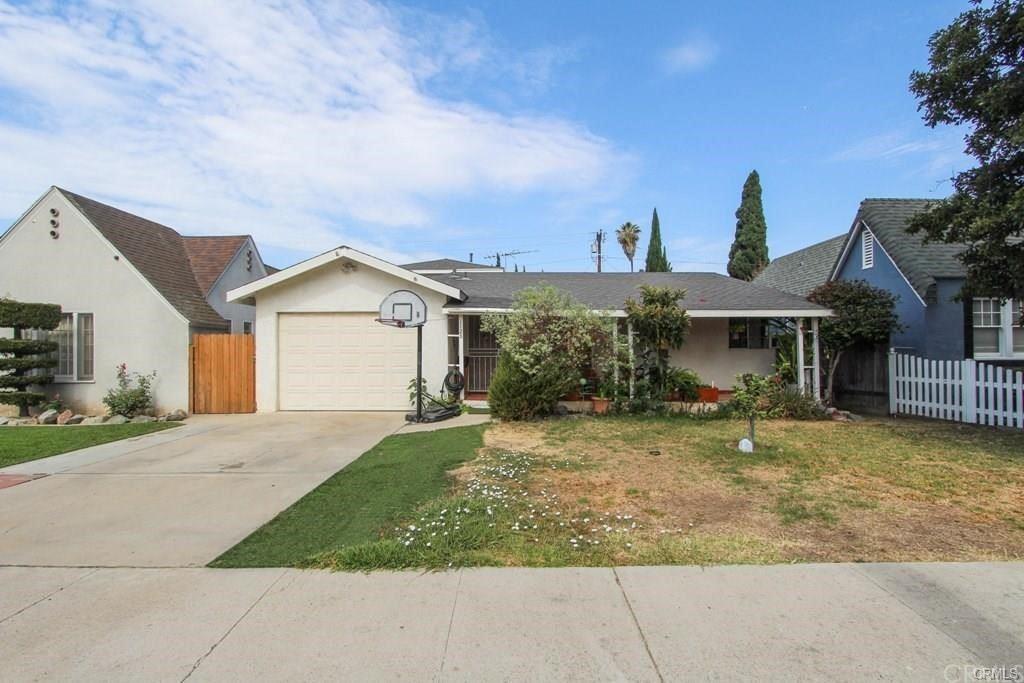 1128 S Parton Street, Santa Ana, CA 92707 - MLS#: OC21146477