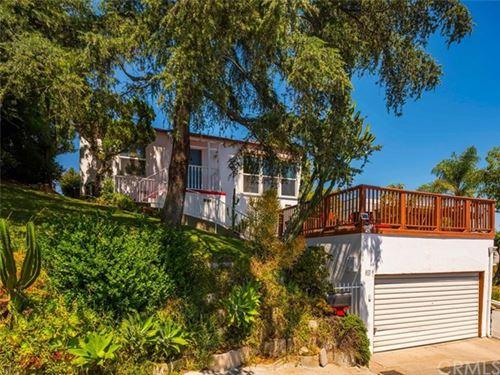 Photo of 477 Vista Gloriosa Drive, Los Angeles, CA 90065 (MLS # OC20113478)