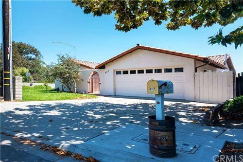 Photo of 407 Woodland Drive, Arroyo Grande, CA 93420 (MLS # SC20159478)