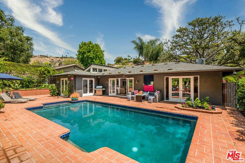 1009 Bienveneda Avenue, Pacific Palisades, CA 90272 - MLS#: 21761478