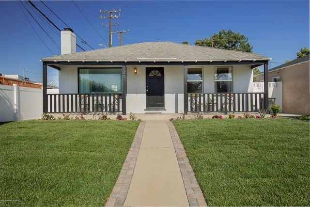 930 N Ford Street, Burbank, CA 91505 - MLS#: 819005478