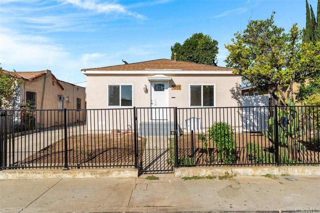 1253 Fraser Avenue, Los Angeles, CA 90022 - MLS#: DW21226478