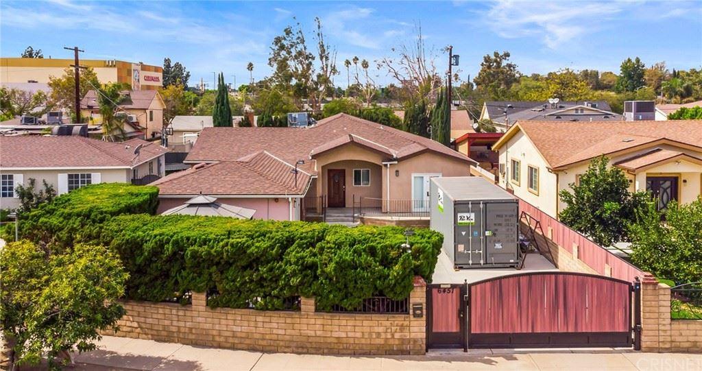 6451 Gilson Avenue, North Hollywood, CA 91606 - MLS#: SR21217478