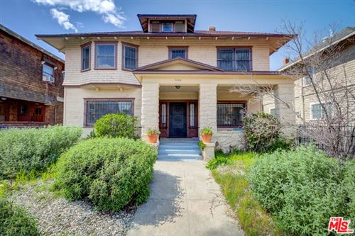 Photo of 1681 S KINGSLEY Drive, Los Angeles, CA 90006 (MLS # 19441480)