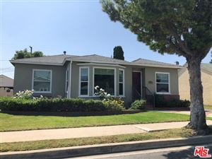 Photo of 11209 ORVILLE Street, Culver City, CA 90230 (MLS # 19487480)