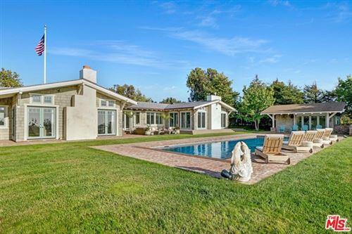 Photo of 6815 DUME Drive, Malibu, CA 90265 (MLS # 20583480)