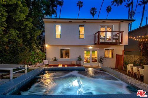 Photo of 1337 N Benton Way, Los Angeles, CA 90026 (MLS # 21701480)