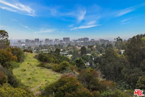 Photo of 1436 BENEDICT CANYON Drive, Beverly Hills, CA 90210 (MLS # 21773480)