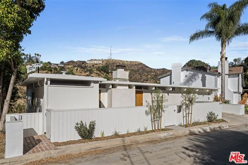 Photo of 3081 Hollyridge Drive, Los Angeles, CA 90068 (MLS # 21782480)