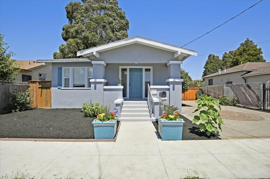 1521 Garvin Avenue, Richmond, CA 94801 - MLS#: ML81855480