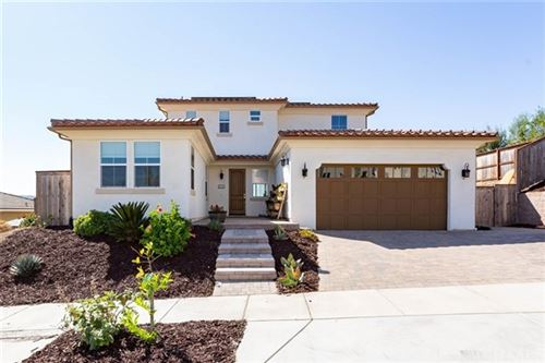 Photo of 3184 Violet Street, San Luis Obispo, CA 93401 (MLS # SP20201481)