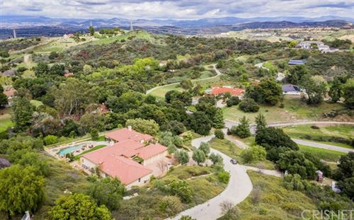 Tiny photo for 23023 Green Crest Drive, Newhall, CA 91321 (MLS # SR20224481)