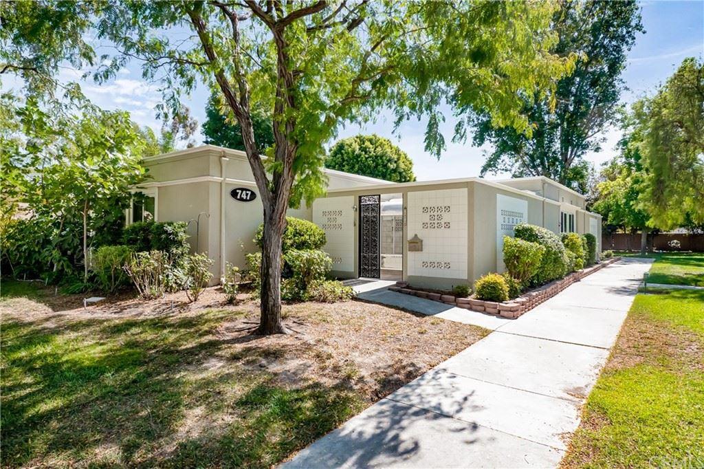 747 Avenida Majorca #A, Laguna Woods, CA 92637 - MLS#: OC21217481