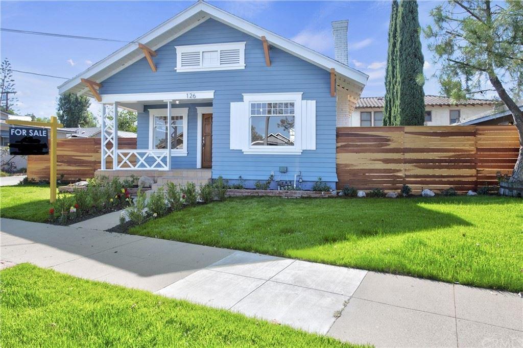 Photo of 126 E River Avenue, Orange, CA 92866 (MLS # TR21227481)