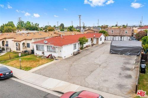 Photo of 4421 E 58Th Street, Maywood, CA 90270 (MLS # 21728482)