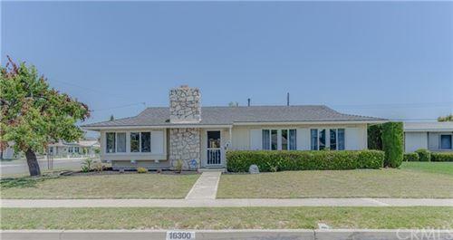 Photo of 16300 Myrtlewood Street, Fountain Valley, CA 92708 (MLS # OC20127482)