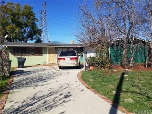 Photo of 11521 Santa Rosalia Street, Stanton, CA 90680 (MLS # RS21038482)
