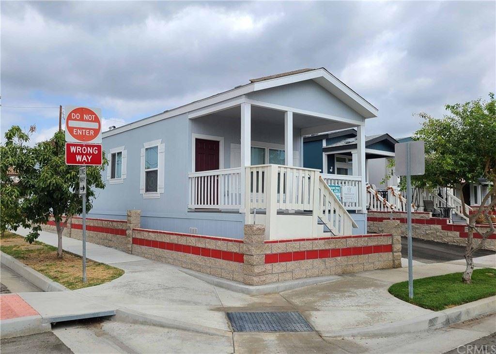 313 W 1st Street, La Habra, CA 90631 - MLS#: CV21153482