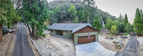 Tiny photo for 9432 Canyon Drive, Forest Falls, CA 92339 (MLS # EV20215483)
