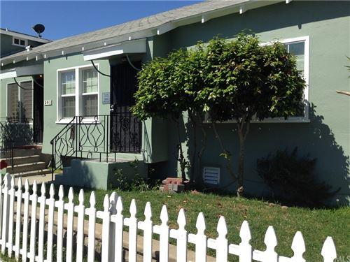 Photo of 203 Hermosa Avenue, Long Beach, CA 90802 (MLS # SB21089483)