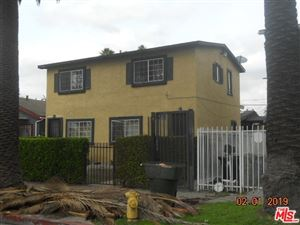 Photo of 3815 S ST ANDREWS Place, Los Angeles, CA 90062 (MLS # 19434484)