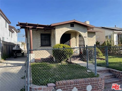 Photo of 343 E 104Th Street, Los Angeles, CA 90003 (MLS # 21703484)