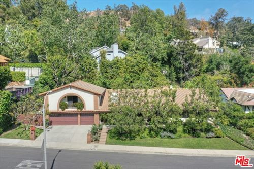 Photo of 1120 N Norman Place, Los Angeles, CA 90049 (MLS # 21729484)