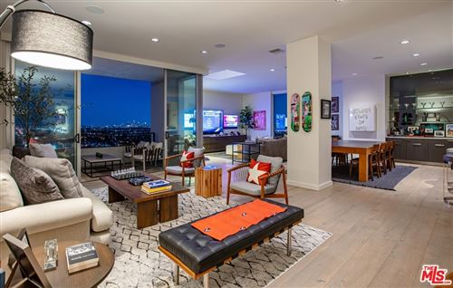 Photo of 1100 Alta Loma Road #1704, West Hollywood, CA 90069 (MLS # 21744484)
