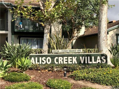 Photo of 23230 Orange Avenue #1, Lake Forest, CA 92630 (MLS # OC21015484)