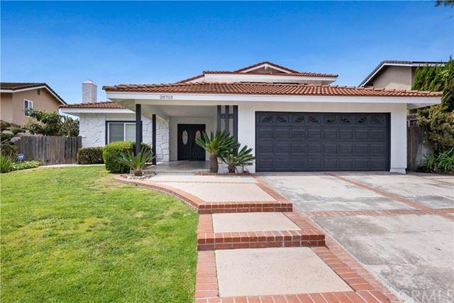 28703 Leacrest Drive, Rancho Palos Verdes, CA 90275 - MLS#: SB21085484