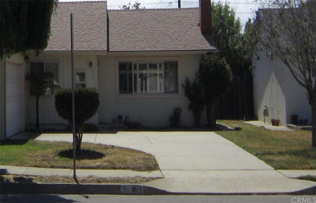 805 N 7th Street, Lompoc, CA 93436 - MLS#: SC21165484