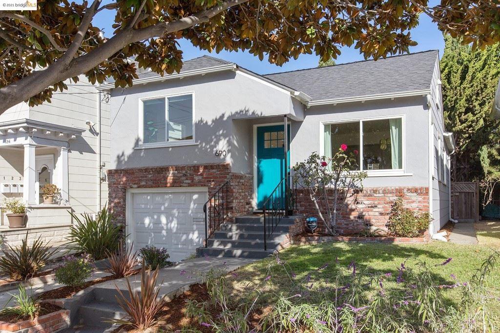 690 63Rd St, Oakland, CA 94609 - MLS#: 40971485