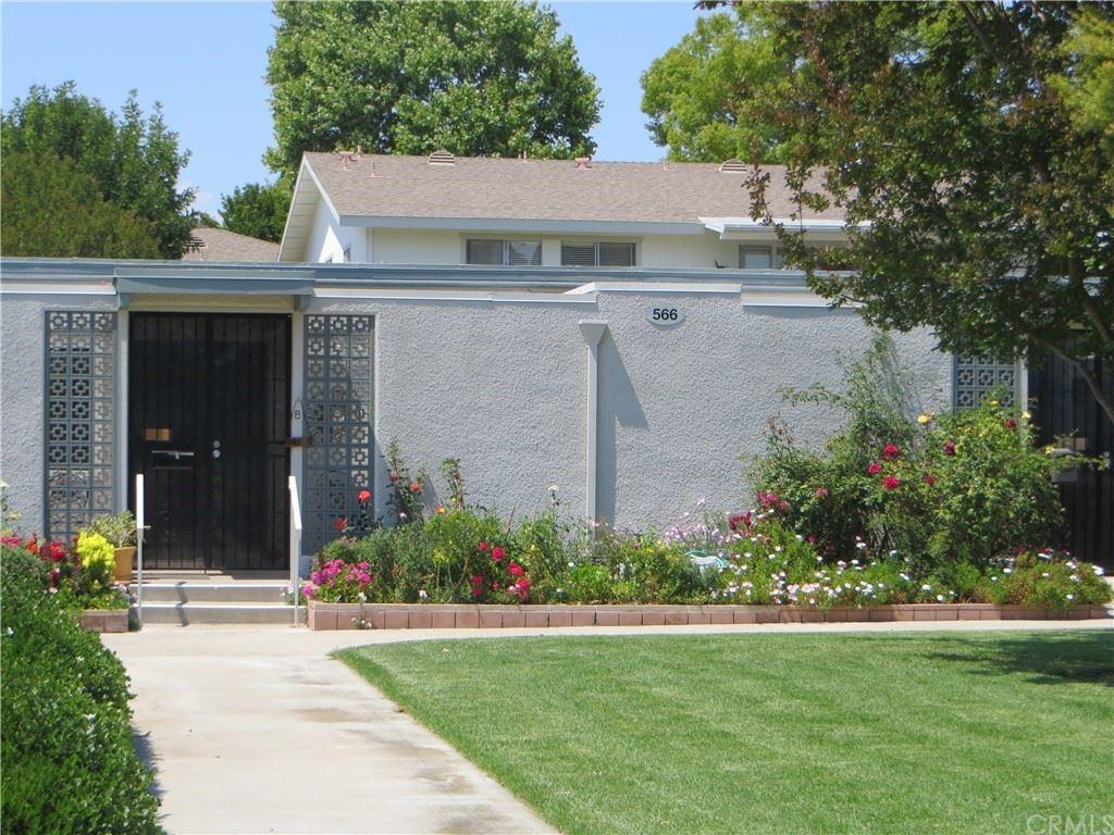 566 AVENIDA SEVILLA #B, Laguna Woods, CA 92637 - MLS#: OC21132485