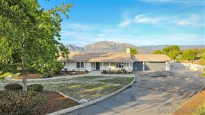 Photo of 27407 Carlata Ln., Valley Center, CA 92082 (MLS # 190031486)